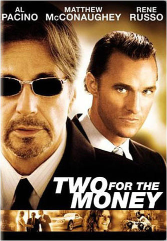 Two For The Money (Full Screen) DVD Movie
