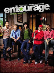 Entourage - Season Three, Part 1 (Boxset)