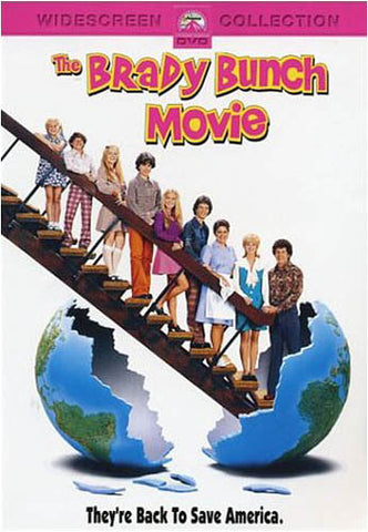 The Brady Bunch Movie - Widescreen Collection DVD Movie