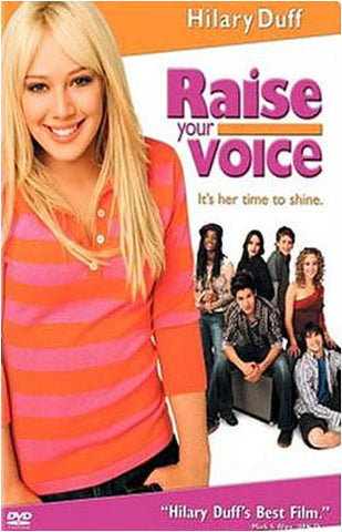 Raise Your Voice (Widescreen/Fullscreen) DVD Movie
