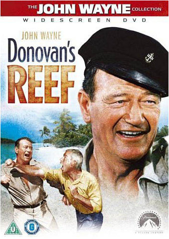 Donovan's Reef (The John Wayne Collection) DVD Movie