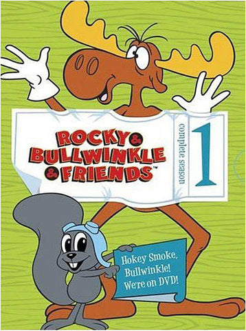 Rocky And Bullwinkle And Friends - The Complete Season 1 (Boxset) DVD Movie
