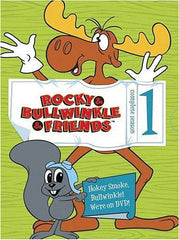 Rocky And Bullwinkle And Friends - The Complete Season 1 (Boxset)