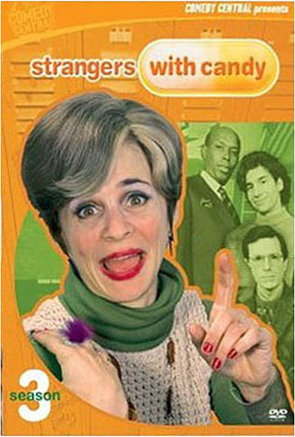 Strangers With Candy - Season Three DVD Movie