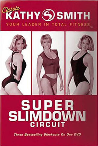 Kathy Smith - Super Slimdown Circuit (Goldhil) DVD Movie