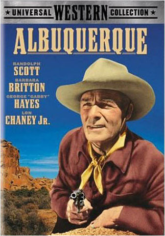 Albuquerque DVD Movie