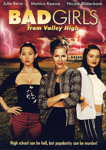 Bad Girls From Valley High DVD Movie