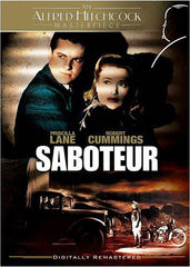 Saboteur - The Alfred Hitchcock Collection