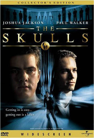 The Skulls (Collector's Edition) DVD Movie