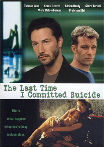 The Last Time I Committed Suicide DVD Movie