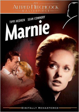Marnie - An Alfred Hitchcock Masterpiece (Orange) DVD Movie