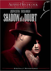 Shadow Of A Doubt - An Alfred Hitchcock Masterpiece (Red)