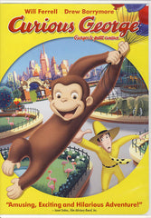 Curious George (Fullscreen) (Bilingual)