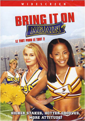 Bring it On Again (Bilingual) DVD Movie