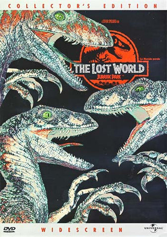 Jurassic Park - The Lost World - Collector s Edition (Widescreen) (Bilingual) DVD Movie