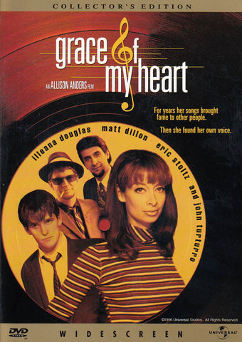 Grace of My Heart - Collector's Edition (Widescreen) DVD Movie