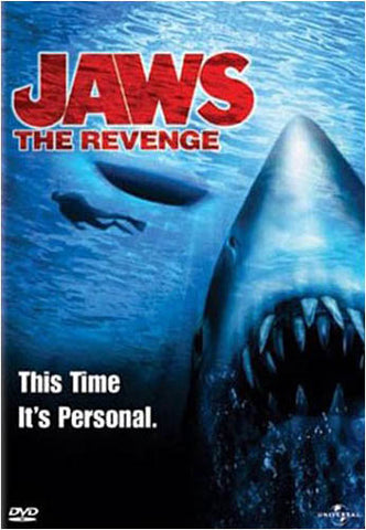 Jaws - The Revenge (Widescreen) DVD Movie