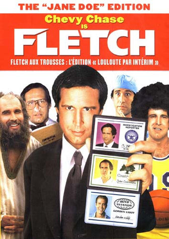 Fletch - The Jane Doe Edition (Bilingual) DVD Movie