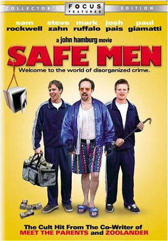 Safe Men (Collector s Edition)(bilingual) DVD Movie