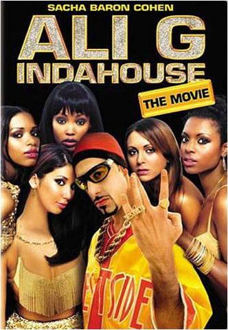 Ali G Indahouse - The Movie (Full Screen) DVD Movie