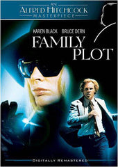 Family Plot - An Alfred Hitchcock Masterpiece (Blue)