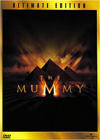 The Mummy - Ultimate Edition DVD Movie