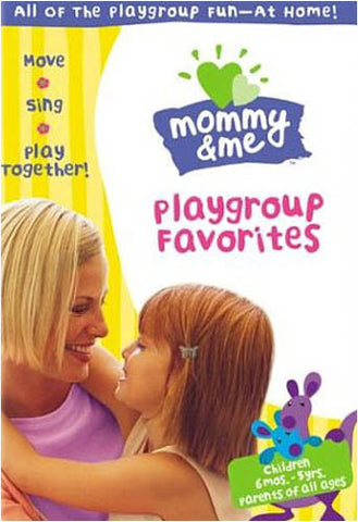 Mommy And Me - Playgroup Favorites DVD Movie
