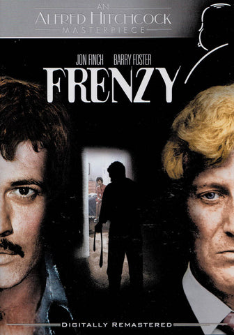 Frenzy - An Alfred Hitchcock Masterpiece (Gray) DVD Movie