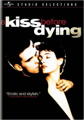 A Kiss Before Dying (James Dearden) DVD Movie