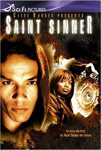 Saint Sinner(bilingual) DVD Movie