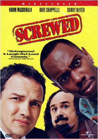 Screwed DVD Movie