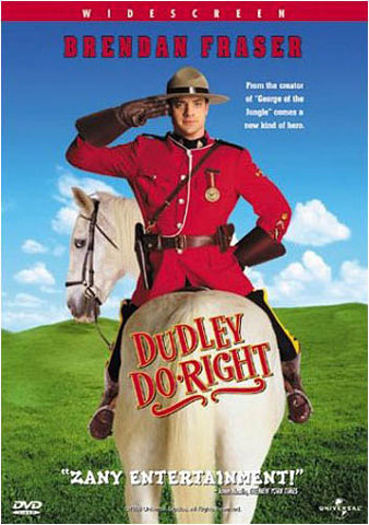 Dudley Do-Right DVD Movie
