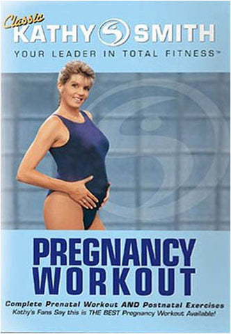 Kathy Smith - Pregnancy Workout (Goldhil) DVD Movie