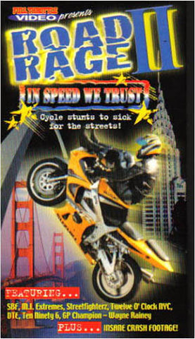 Road Rage 2 - In Speed We Trust DVD Movie