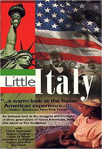 Little Italy DVD Movie
