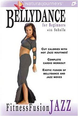 Bellydance - Fitness Fusion Jazz For Beginners DVD Movie