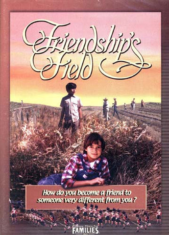 Friendship's Field DVD Movie