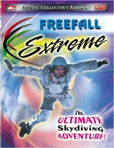 Freefall Extreme - Ultimate Skydiving Adventure DVD Movie