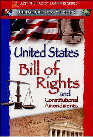 United States Bill of Rights and Constitutional Amendments - Just The Fact Learning Series DVD Movie