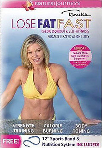 Tamilee Webb - Lose Fat Fast - Cardio Workout And Self-Hypnosis for Accelerated Weight Loss DVD Movie