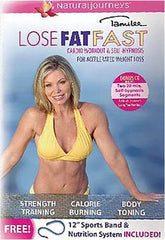 Tamilee Webb - Lose Fat Fast - Cardio Workout And Self-Hypnosis for Accelerated Weight Loss
