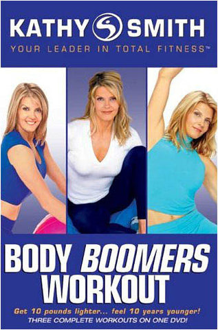 Kathy Smith - Body Boomers Workout (Goldhil) DVD Movie