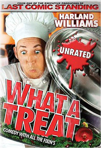 Harland Williams - What a Treat (Unrated) DVD Movie