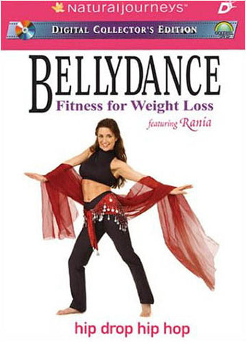 Bellydance - Fitness for Weight Loss, featuring Rania - Hip Drop Hip Hop DVD Movie