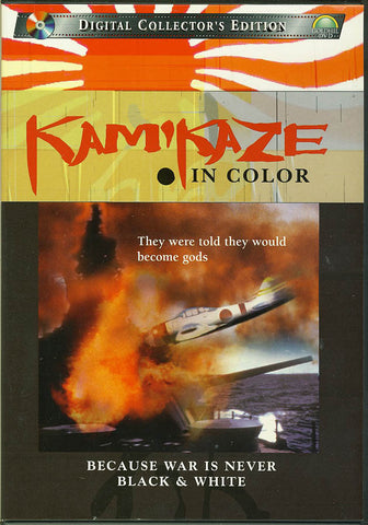 Kamikaze in Color DVD Movie