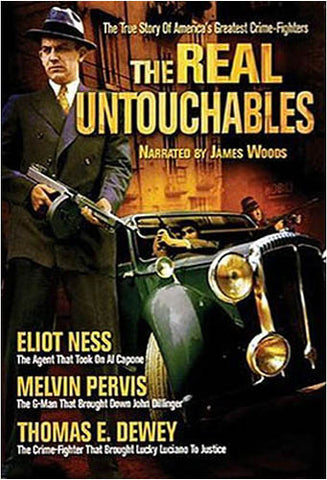 The Real Untouchables DVD Movie