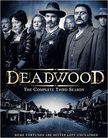 Deadwood - The Complete Third Season (3rd) (Boxset) DVD Movie