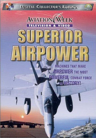 Superior Airpower - Aviation Week DVD Movie