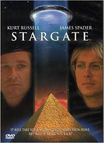 Stargate (Letterbox) DVD Movie
