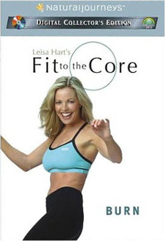 Leisa Hart's Fit to the Core - Burn DVD Movie